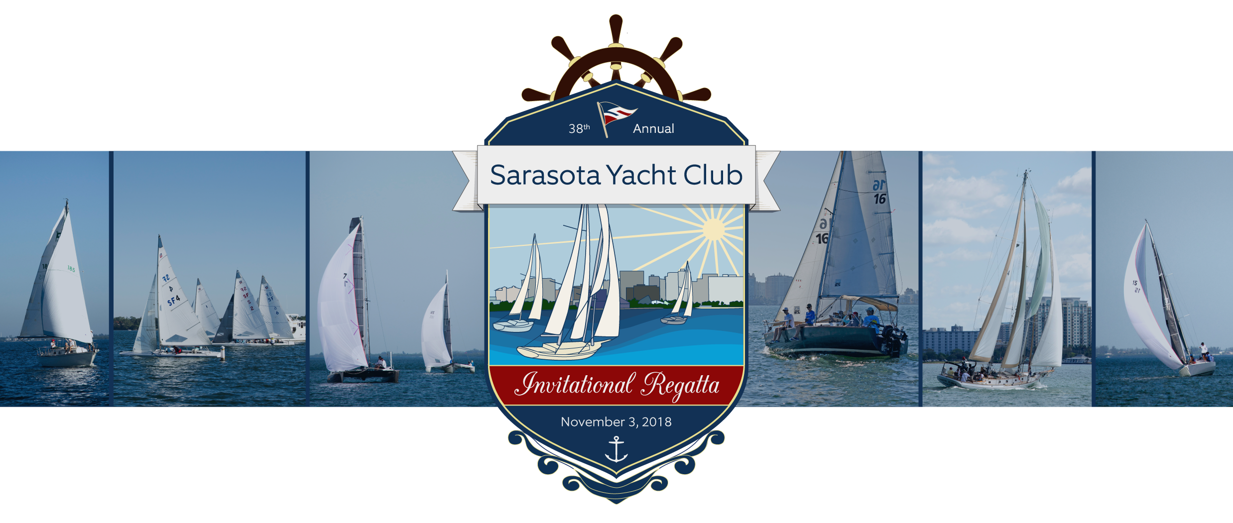 Sarasota Yacht Club >> Sarasota Yacht Club Regatta